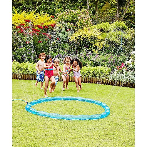 AA-SS-Outdoor Water Play Sprinklers Sprinkler Wassersprinkler, Multi Early Learning Center Poolspielset Bauen - Ss Center