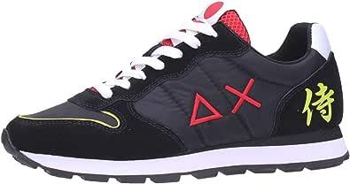 Sun 68 Sneakers Uomo Modello Tom Japan Colore Nero (Numeric_40)