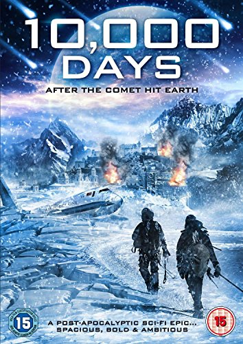 Preisvergleich Produktbild 10, 000 Days [DVD] [UK Import]