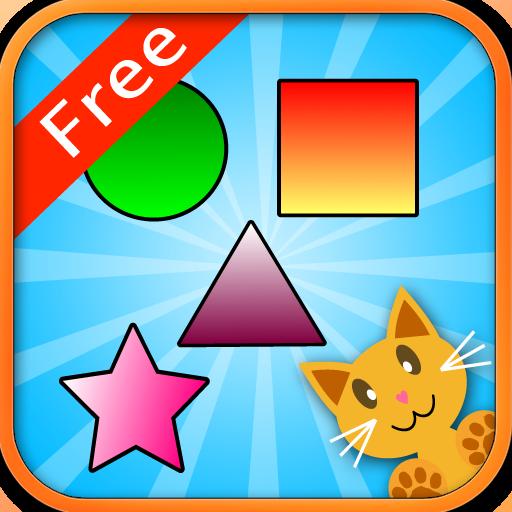 QCAT - Kleinkind -Form- Spiel (kostenlos)