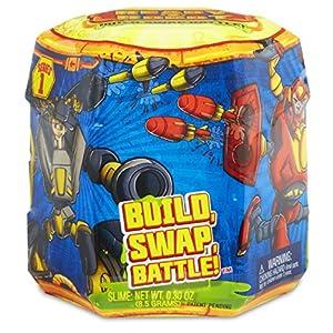 MGA Entertainment Ready2Robot Singles Series 1-1 Niño - Kits de Figuras de Juguete para niños (5 año(s),, Niño, SR41, Paquete con Contenido Sorpresa, 1 Pieza(s))