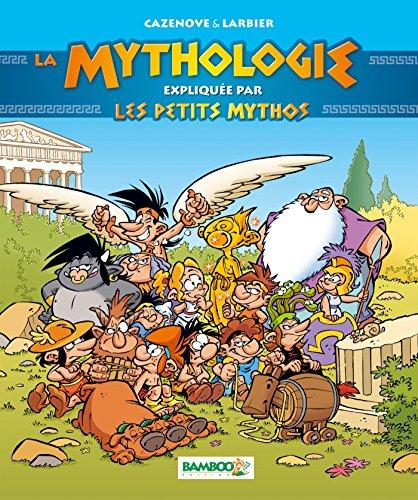 Les petits mythos - guide - La mythologie racontée par les petits mythos