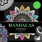 Black Premium Mandalas - Marabout - 30/05/2018
