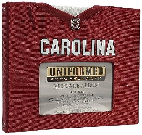 UNIFORMED University of South Carolina Keepsake/Photo Album