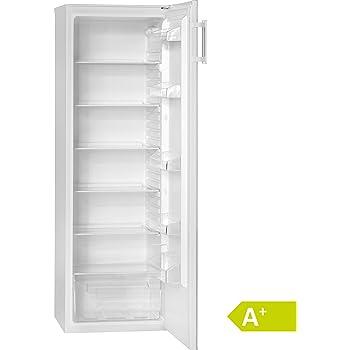 Bomann VS 173.1 Kühlschrank / A+ / Kühlen: 300 L / weiß / stufenlose Temperatureinstellung / Gemüsefach
