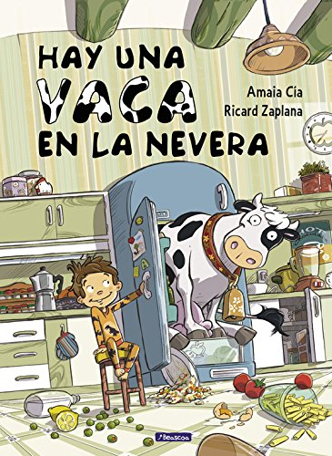 Hay una vaca en la nevera Cuentos infantiles