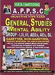 APPSC GENERAL STUDIES & MENTAL ABILITY - ENGLISH MEDIUM