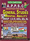 APPSC GENERAL STUDIES & MENTAL ABILITY - ENGLISH MEDIUM