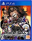 Bandai Namco . hack //G.U. Last Recode SONY PS4 PLAYSTATION 4 JAPANESE Version