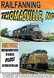Railfanning Thomasville by Norfolk Southern