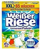Weißer Riese Sommerfrische Pulver, 1er Pack (1 x 65 Waschladungen)