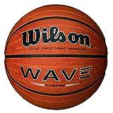 Wilson Wave Phenom Pelota, Adultos Unisex, Naranja, 7