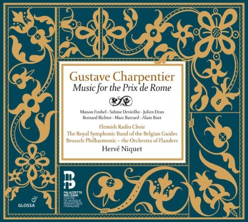 Charpentier : Music for the Prix de Rome [Import allemand]