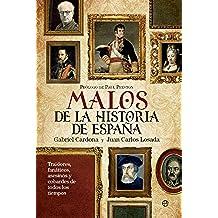 Malos de la historia de España