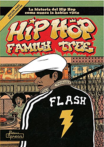 Hip Hop Family Tree por Ed Piskor