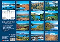 Lake District Calendar 2018 - Photocolour Series