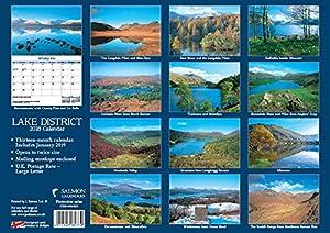 Lake District Calendar 2018 - Photocolour Series