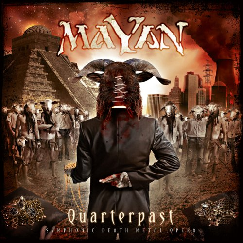 Mayan: Quarterpast (Audio CD)