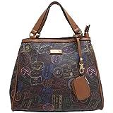 ALVIERO MARTINI ALV Tote con tracolla - tote bag with shoulder by donna- 32X26,5X10,5 Cm
