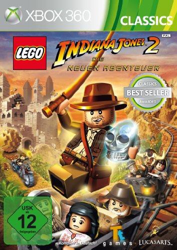Lego Indiana Jones 2 - Die neuen Abenteuer [Xbox - Lego Xbox Indiana Jones