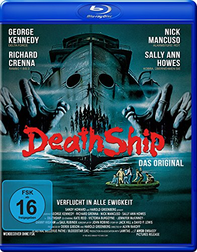 Death Ship [Blu-ray]