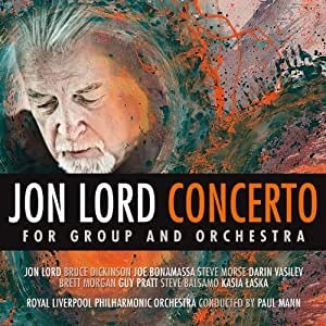 Concerto For Group And Orchestra (Bonus one Audio DVD)