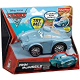 Fisher-Price Disney Pixar Cars 2 Light-Up Vehicle - Finn McMissile