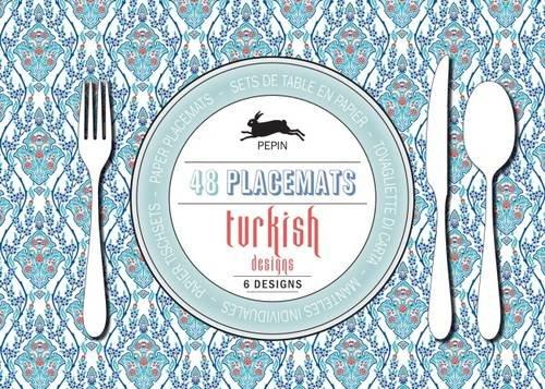 harga Turkish Designs: Placemat Pad (Placemats) (Tapa dura) Bukupedia