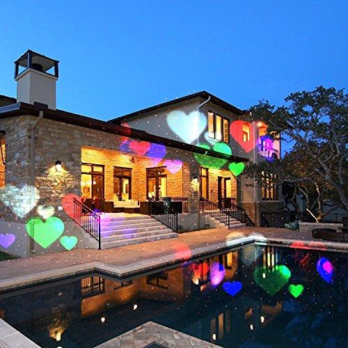 Proiettore Luci Natale Giardino.Led Proiettore Luci Natale Drillpro 10 Proiettore Di Illuminazione