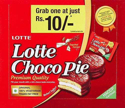Lotte Choco Pie, 450g 61IyoH4RSyL