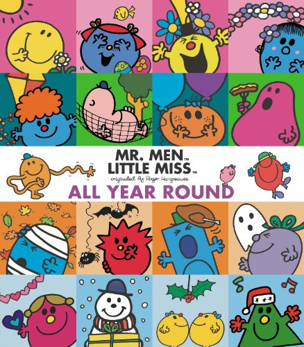 Mr. Men Little Miss All Year Round (Mr. Men and Little Miss)