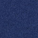 Fabulous Fabrics Walkloden – blau — Meterware ab 0,5m