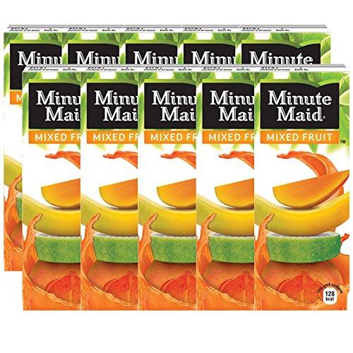 Minute Maid Mixed Fruit Tetra Brik Pack 150ml (pack Of 10)