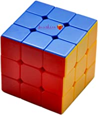 Sunshine High Stability Stickerless - 3x3x3 Speed Cube