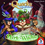 Quacks of Quedlinburg - Herb Witch Expansion Board Game [Importación inglesa]