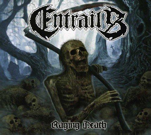 Entrails: Raging Death (Audio CD)