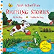 Rhyming Stories: Pip the Dog and Freddy the Frog (Axel Scheffler Rhyming Stories)