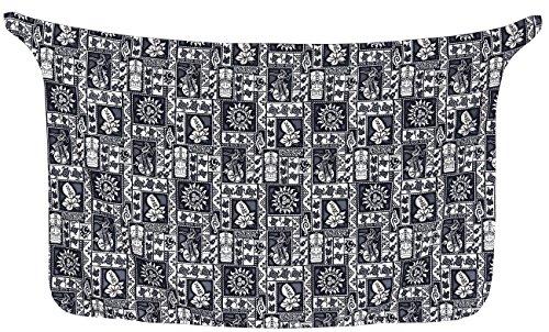 nodo sarong / legami incorporati ricorrere insabbiamento costume da bagno bikini costume da bagno beachwear Nero