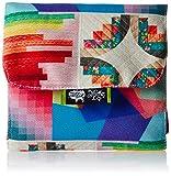 Kanvas Katha Trifold Sanitary Napkin Printed Canvas Pouch Holder (Multi-Color) (KKSP010)