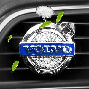 Villsion Auto Duft Lufterfrischer Vent Clip Parfüm Duftspender Auto Luftreiniger Mit Geschenk Box Auto