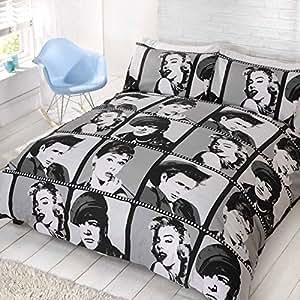 Marilyn Monroe Bedding Single