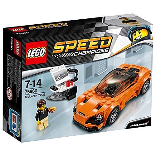LEGO – 75880 –  Speed Champions – Jeu de Construction – McLaren 720S