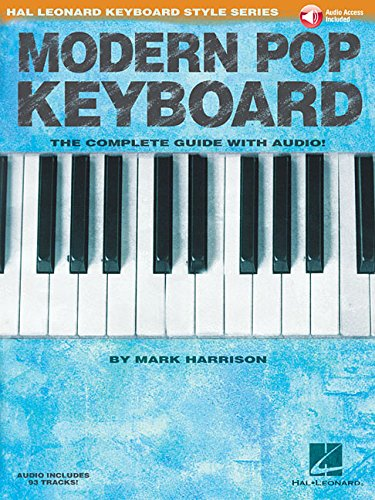 Modern Pop Keyboard (Book/Online Audio) (Hal Leonard Keyboard Style) por Mark Harrison