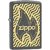 Zippo Briquet, en laiton en métal