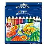 Staedtler Noris Club - Pack de 24 lápice...