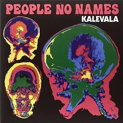 Kalevala: People No Names [Black] [Vinyl LP] (Vinyl)