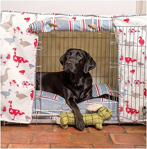 cage-pour-chien-housse-et-coussin-ensemble-de-ashley-wilde-tabitha-seaside-et-sail-stripe-bleu