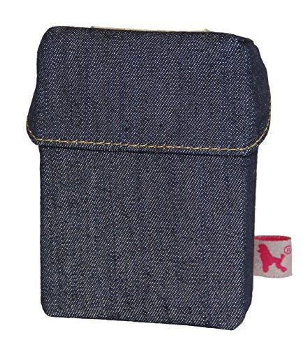 smokeshirt Zigarettenetui XL in div. Designs 23-25 Zigaretten smoke shirt für Zigarettenschachtel in der Größe Big, modisch, Elegante, patentiert