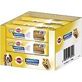 PEDIGREE DentaStix Advance 2X Wöchentlich Hundeleckerli für kleine oder mittelgroße Hunde, Kausnack mit Huhn- & Rindgeschmack gegen Zahnsteinbildung