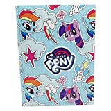 Seven My Little Pony Pink Wings Agenda Scolaire 10 Mois Bleu Clair